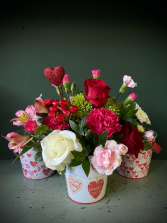 Buckets of Love Valentines