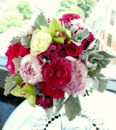 Buckhead Wedding Bridal Bouquet