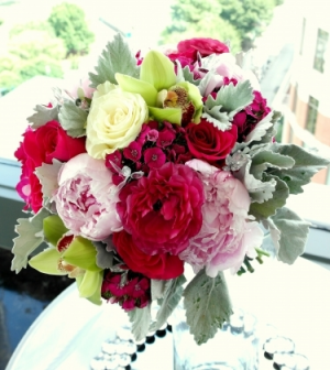 Buckhead Wedding Bridal Bouquet in Chattanooga, TN | Chantilly Lace Floral Boutique LLC