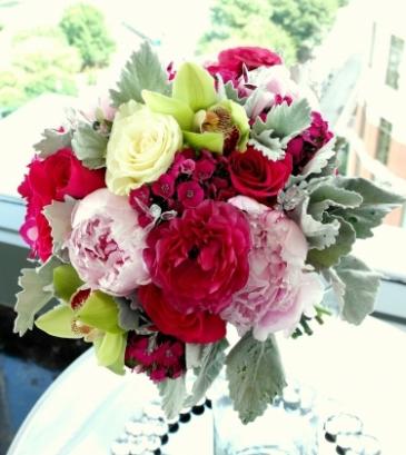 Buckhead Wedding Bridal Bouquet