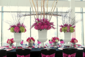 Buckhead Wedding Bridal Table