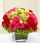 Budding Romance Vase