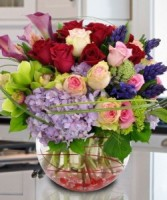 EXQUISITE ARRAY VASE in Powder Springs, Georgia | PEAR TREE HOME.FLORIST.GIFTS