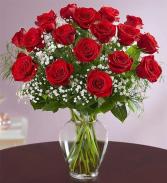 Buddy's Lucky Dozen 21 Red Roses