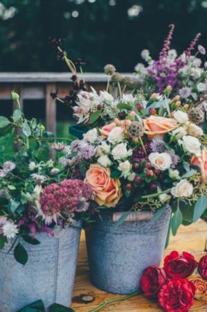 Bulk flowers You create the design