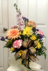 Bumblebee Basket Spring