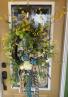 Bumblebee wreath Silk