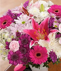 FULL BUNCH OF BEAUTIFUL MIXED CUT FLOWERS  in North Bay, ON | ROSE BOWL FLORIST