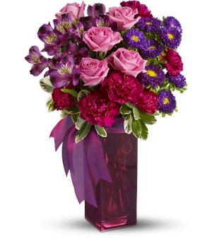 Bunches Of Blooms Bq  in Winnipeg, MB | KINGS FLORIST LTD