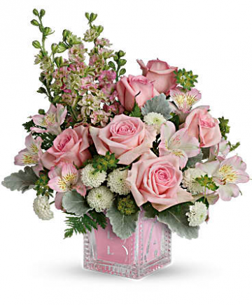 Bundle Of Joy Bouquet Welcome Baby