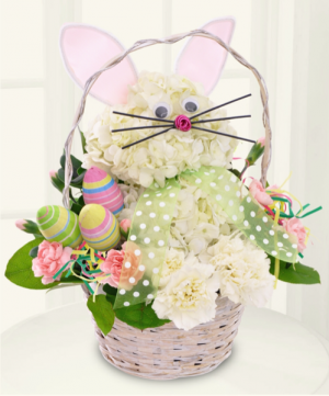 Bunny basket   in Ozone Park, NY | Heavenly Florist