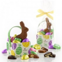 Bunny Basket Lake Champlain Chocolates