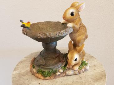 Bunny Feeder