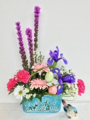 Bunny Hop Hip Flowers in White Oak, PA | Breitinger's Flowers