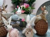 Bunny Luv Fresh Flowers