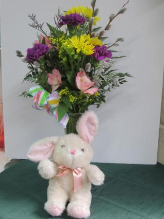 Bunny Snuggles Bouquet