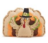 Burlap Turkey Draft Dodger Seasonal Gift