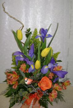 Burst Of Color Just Because in Fenton, MI | FENTON FLOWERS & GIFTS