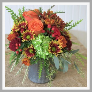 Burst of Fall Arrangement