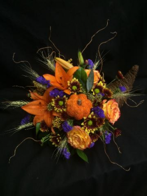 Burst of Fall Cornucopia in Prescott, AZ | PRESCOTT FLOWER SHOP