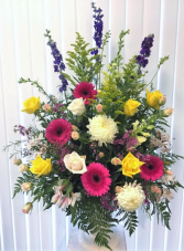 BURST OF LIFE SYMPATHY BASKET