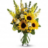 Burst of Sunshine Fall Arrangement