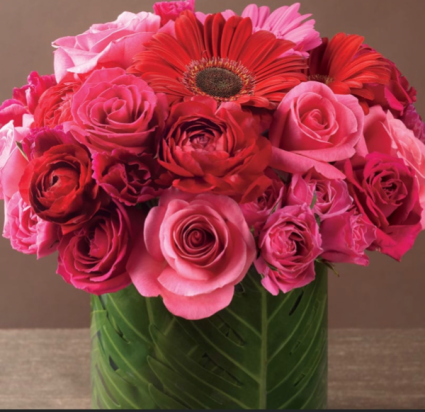 Bursting with Blooms!  Elegant