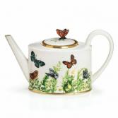 burton + Burton Butterfly Tea Pot