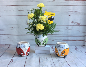Bus Me Away  in Culpeper, VA | ENDLESS CREATIONS FLOWERS AND GIFTS