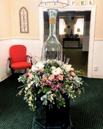 Business Flower Decoration Special Flower Arrangements