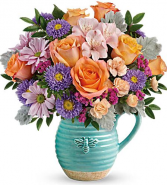 Busy Bee Pitcher  in Chesapeake, Virginia | Floral Creations