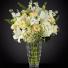 Craving Purple  Vase arrangement