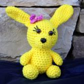 Buttercup the Bunny Grandma's Crochet Plush