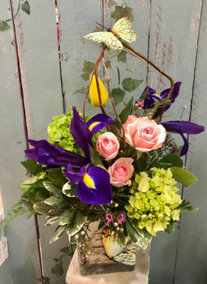 Butterfly Bliss Enchanted Design in Colorado Springs, CO | Enchanted Florist II