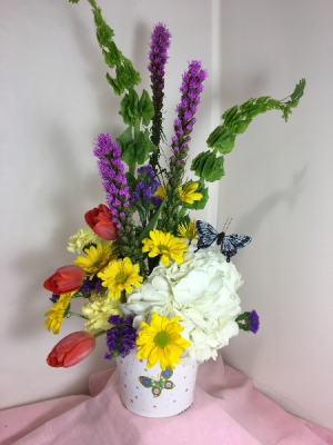 Butterfly  Bouquet in White Oak, PA   Breitinger's Flowers
