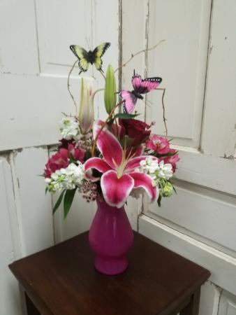 Butterfly Bouquet BBS03 Fragrant