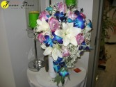 Wedding-Butterfly Bouquet