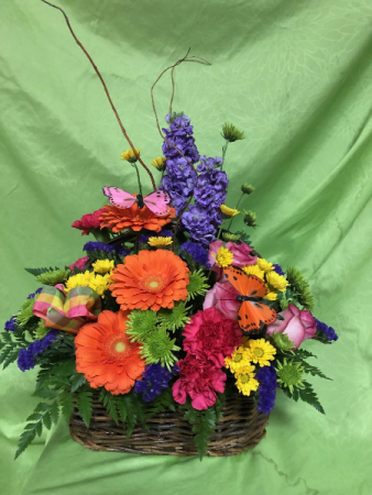 ButterFly  Florist Design