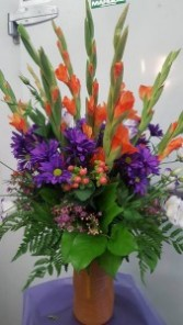 Butterfly Kisses Arrangement