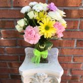 Butterfly Kisses Vase
