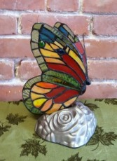 Butterfly Lamp Remembrance Lamp