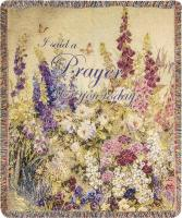 Butterfly Paradise Memorial Throw Gift