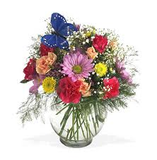 Butterfly Patch Bouquet
