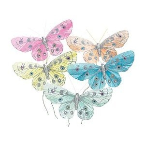Butterfly Pick   Enhances any Bouquet in New Port Richey, FL   FLOWERS TODAY FLORIST