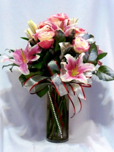 BUTTERFLY PINK  - Flowers Prince George BC Floral Arrangements, Roses & Lilies Arrangements, Roses Bouquets