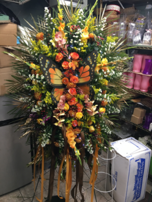 Butterfly spray   in Ozone Park, NY | Heavenly Florist