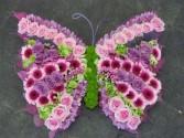 Butterfly  Standing Spray