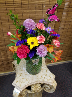 Butterfly's Gift  in Hutchinson, KS | Don's Custom Floral