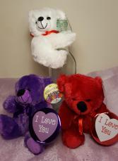 Button Bears / Bottle Hugger Bears ADD ON ITEMS