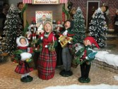 Buyer's Choice Christmas Carolers PRICES RANGE DEPENDING ON STYLE